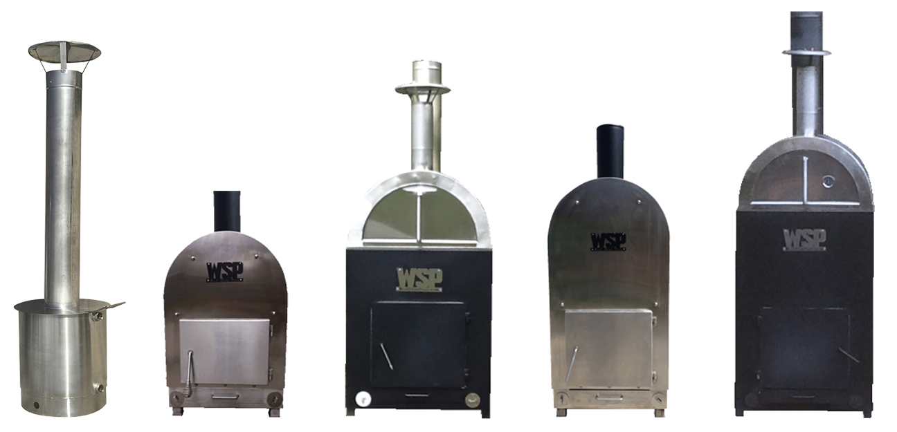 wood stove pools product line up